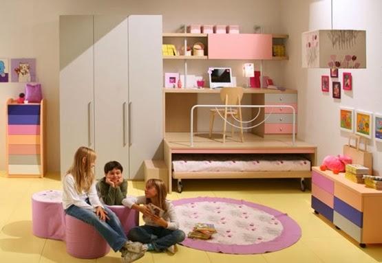 Dormitorios juveniles en espacios peque os decoraci n de for Decoracion espacios chicos