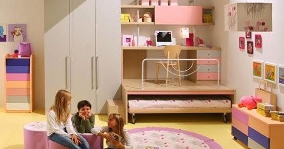 Dormitorios juveniles en espacios peque os decoraci n de - Decoracion de dormitorios juveniles pequenos ...