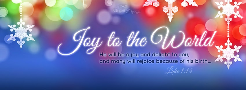 Joy To The World Christmas Cover Photo