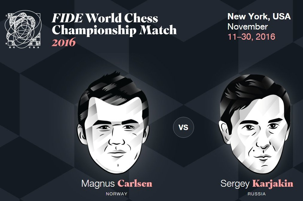 Campeonato Mundial de Ajedrez 2016