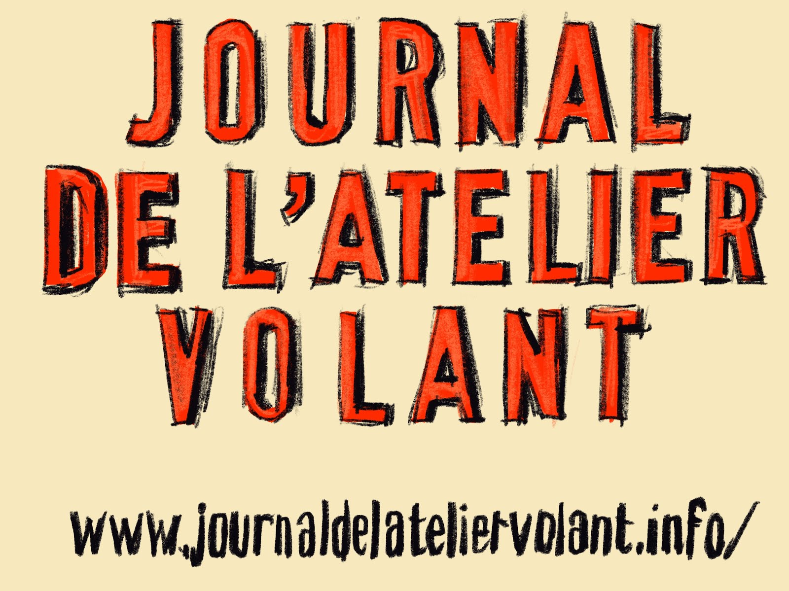 Journal de l'Atelier Volant