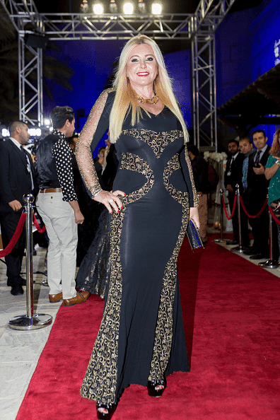Monika Bacardi – Red Carpet