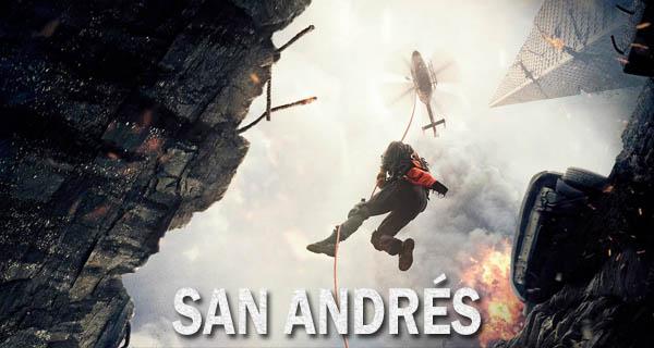 """Crítica de """"San Andrés"""""""