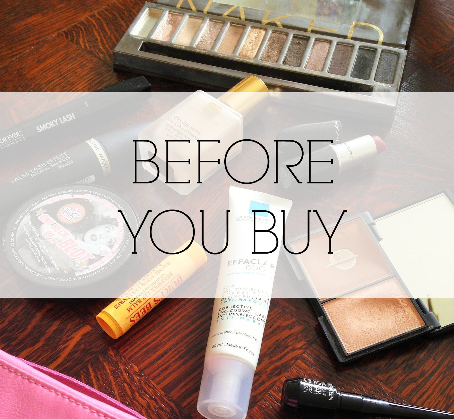 Before You Buy, tips on avoiding impulse buying