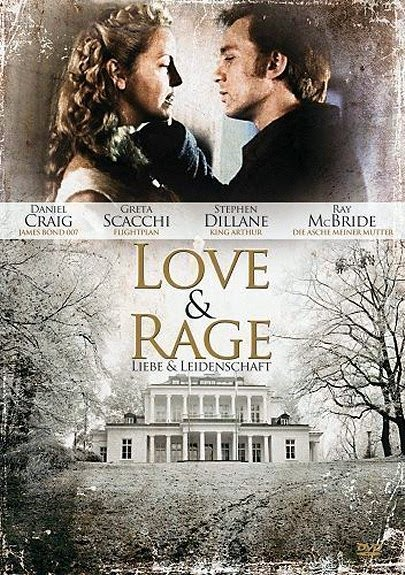 Mi³o¶æ i w¶ciek³o¶æ / Love and Rage(1998) PL.DVDRIP.XviD / Lektor PL