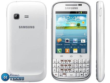 Harga Samsung Galaxy Chat B5330
