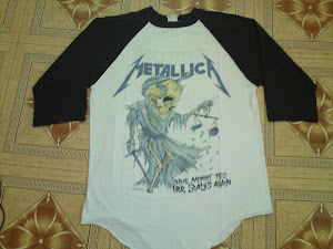 88 METALLICA PUSHEAD 50/50