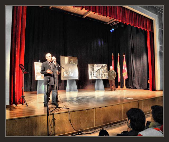 ARENAS DE SAN PEDRO-CENTRO CULTURAL-AVILA-PREMIOS-PINTURA-GREDOS-TIETAR-FOTOS-PINTOR-ERNEST DESCALS-