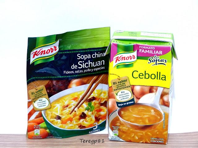 Sopa china, sopa de cebolla