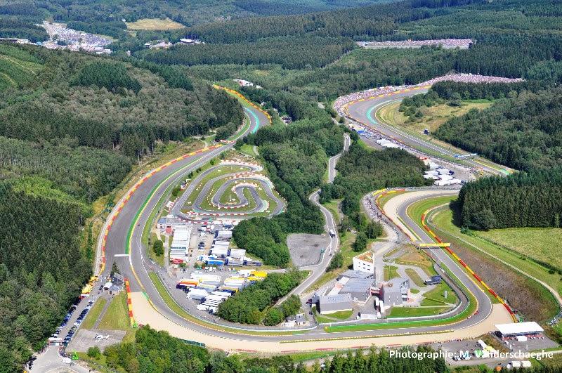 Circuito GP de Bélgica