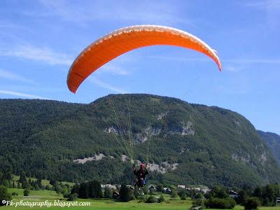 Paragliding Picture