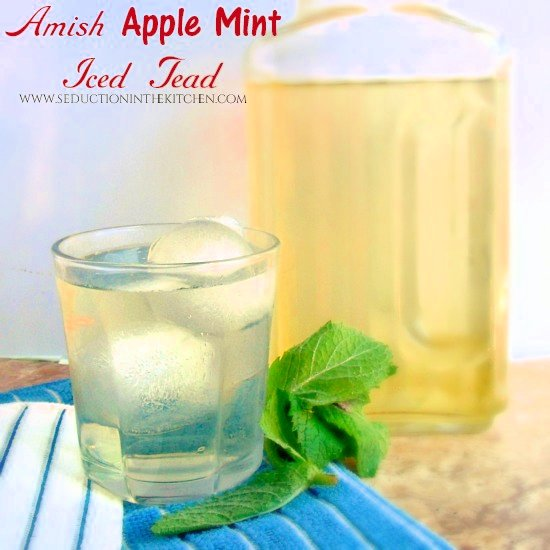 Apple Ginger Mint Iced Tea Recipes — Dishmaps