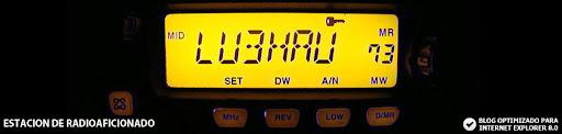 :::LU3HAU::: Radiocomunicaciones...