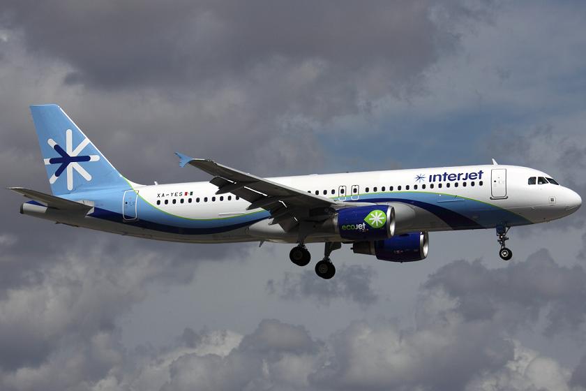 Interjet inauguró nueva frecuencia entre México y Costa Rica