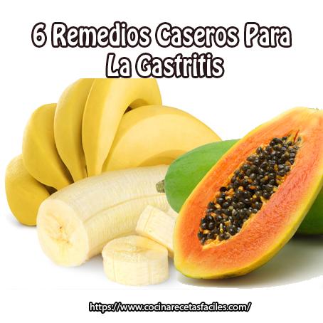 ... es uno de los remedios caseros para la gastritis que mejor funciona