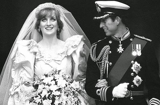 numerologia partnerska, księżna Diana, książę Karol