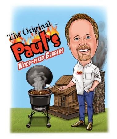 Paul's Wood-Fired Burgers