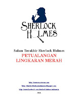 Download ebook Salam Terakhir His Last Bow Sherlock Holmes Petualangan Petualangan Lingkaran Merah Red Circle bahasa Indonesia gratis