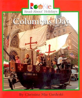 bookcover of Columbus Day