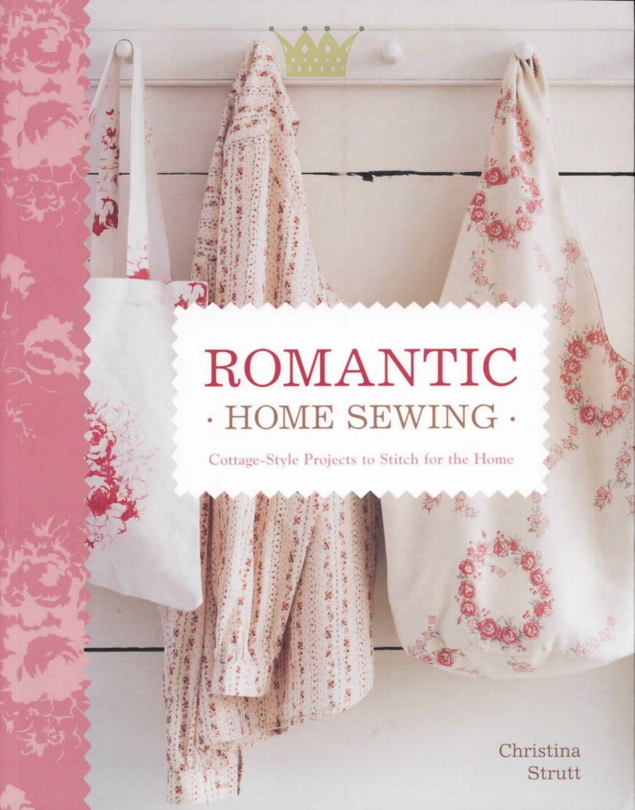 Revistas de manualidades gratis romantic home sewing revista inglesa de costura para el hogar - Manualidades para hogar ...