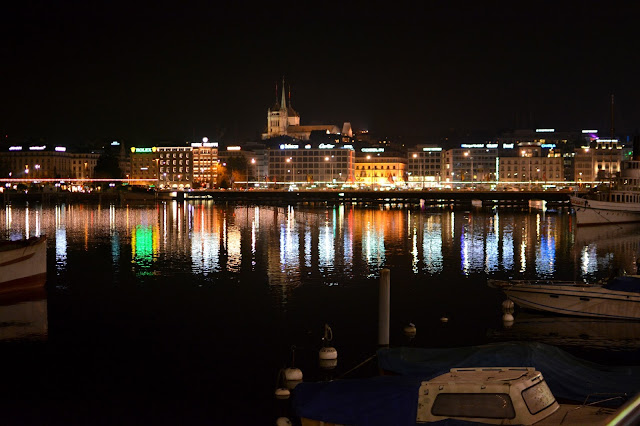 night Geneva