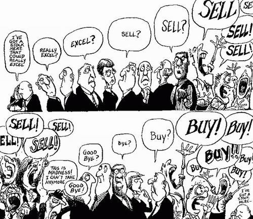 stock market. How Stock Market Works.