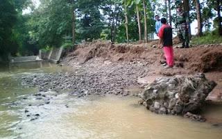Banjir yang melanda wilayah Ponorogo