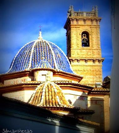 Iglesia de san Roque - Oliva - Valencia