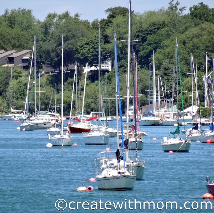 Create With Mom: Cruising on the Niagara Belle
