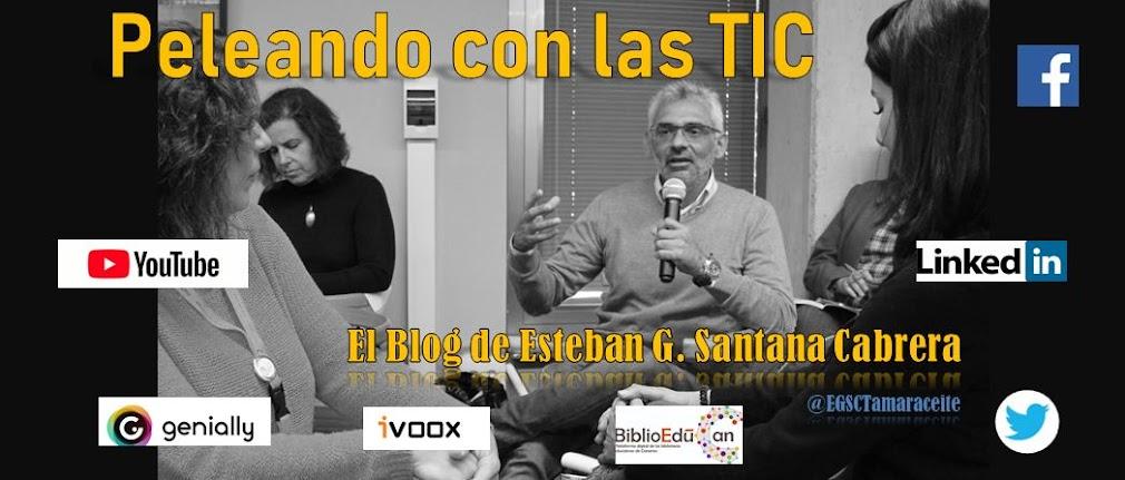 """""""Peleando con las TIC"""""""