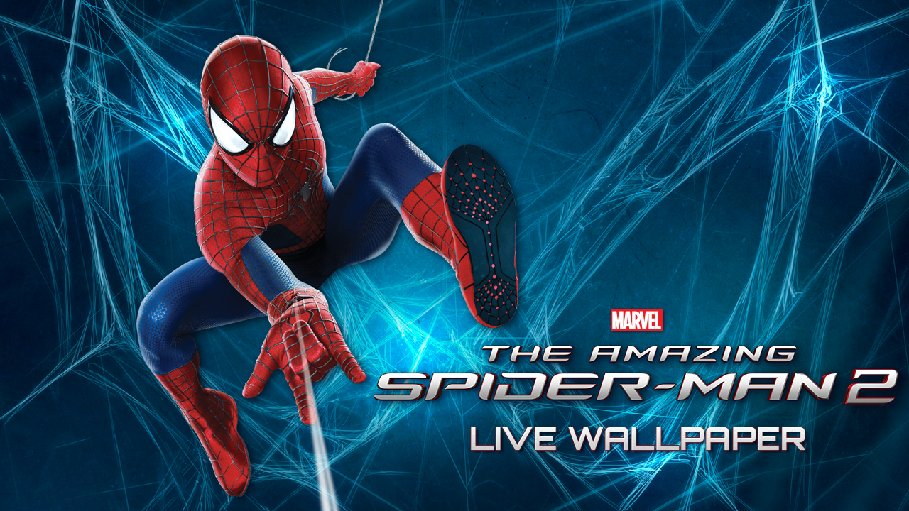 amazing spider man 2 live wallpaper premium