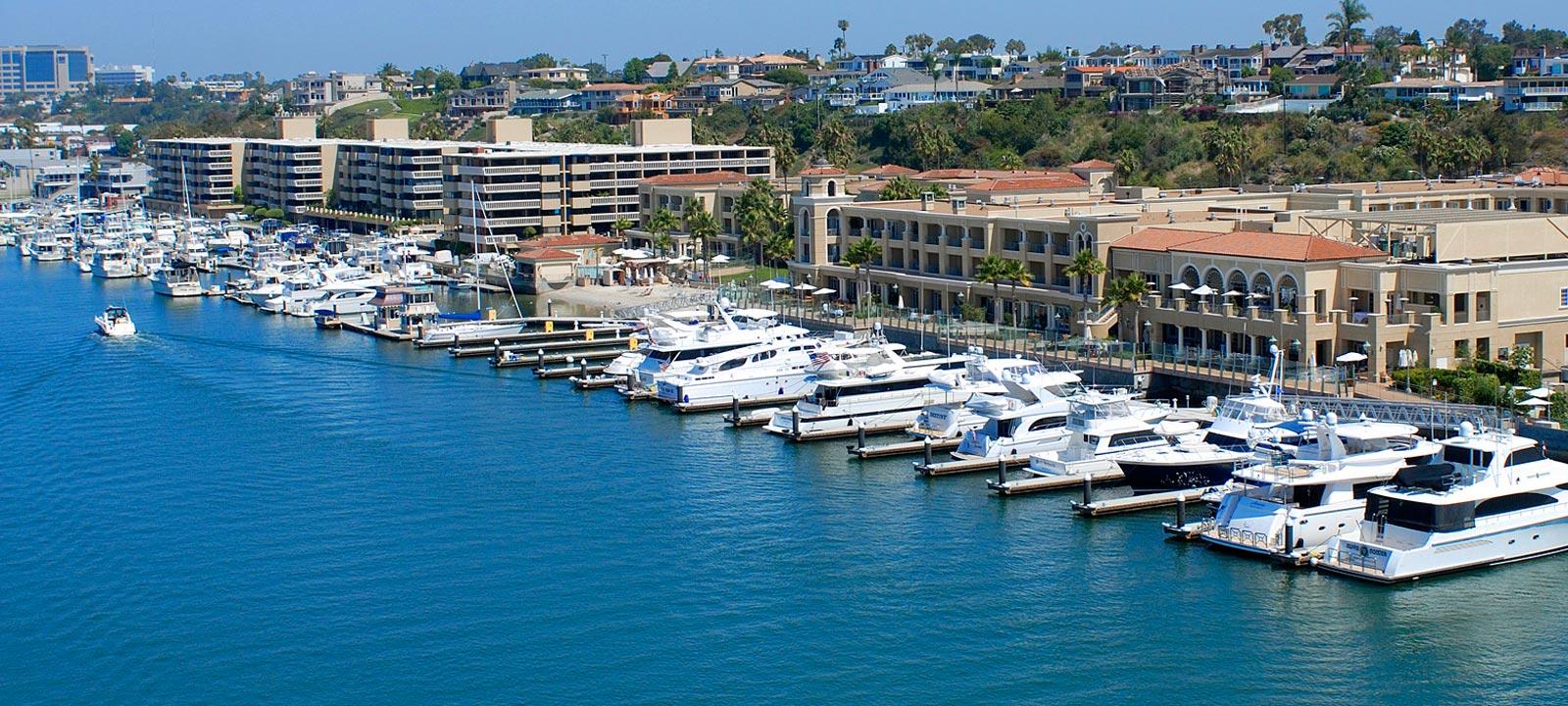Harbour Island Dr Newport Beach