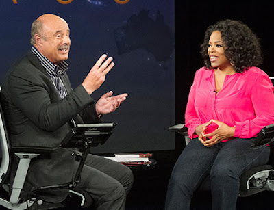Oprah and Dr. Phil
