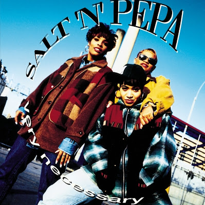 Salt-N-Pepa – Very Necessary (CD) (1993) (FLAC + 320 kbps)