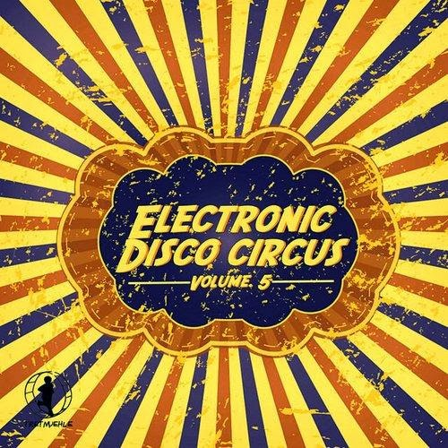 Cd Electronic Disco Circus Vol 5 2014 Torrent