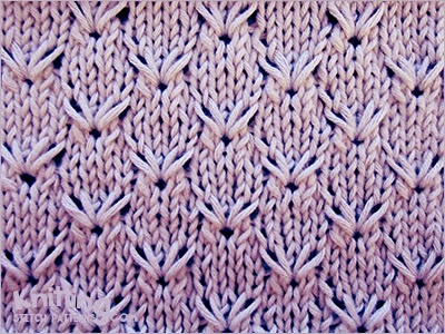 Embroidery Knitting Stitch Patterns