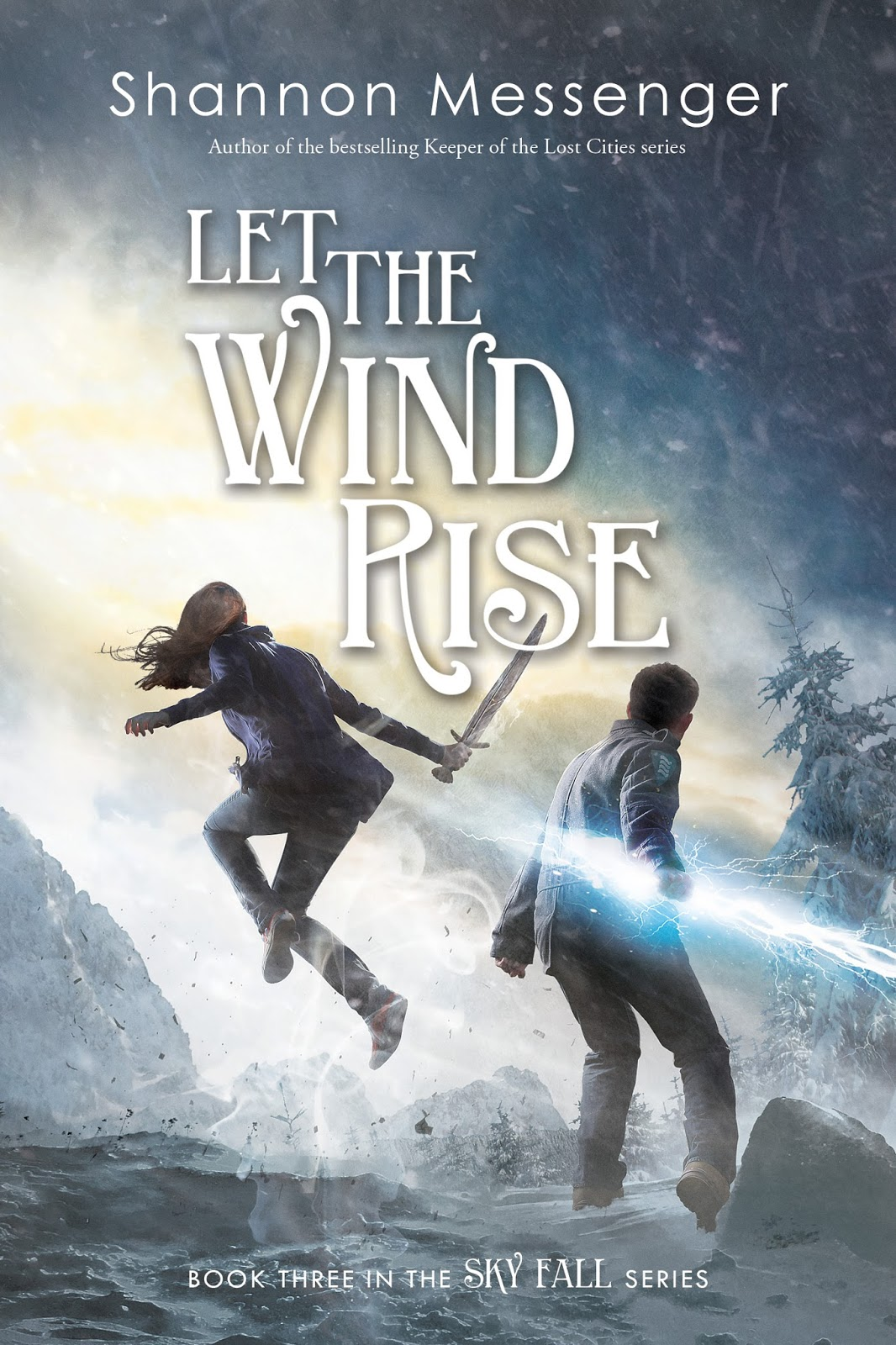 Image result for let the wind rise shannon messenger