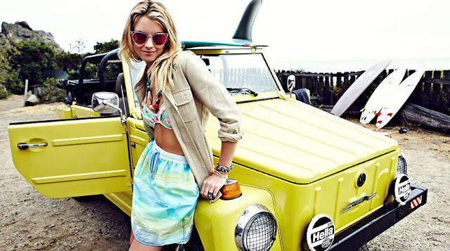 SURFER GIRL STYLE – LOOKBOOK