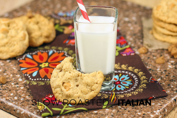 With a strong craving for butterscotch cookies and a desire to try ...