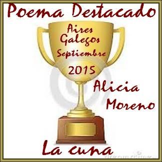 """Poema Destacado Septiembre 2015 """"La Cuna"""""""