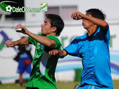 Oriente Petrolero - Marcelo Aguirre - Amistoso Oriente Petrolero vs Real Santa Cruz - Club Oriente Petrolero