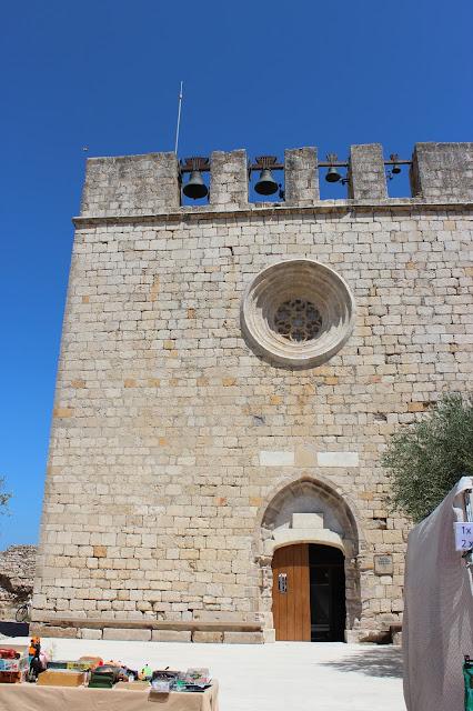 Iglesia de San Martín de Ampurias-Gerona