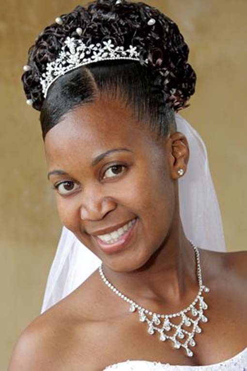 Guide to African American Wedding Hairstyles - Fashion 2015