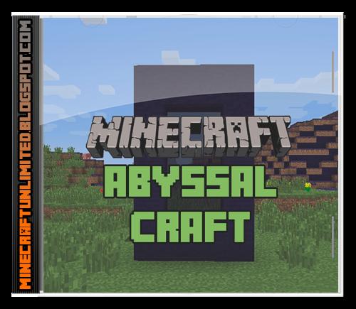 AbyssalCraft carátula