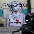 rachando o bico e suas artes de rua