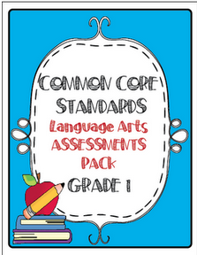 Need Common Core Assessments?