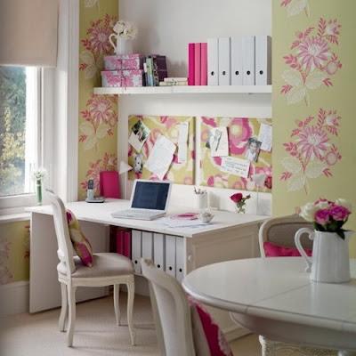 oficina diseño femenino