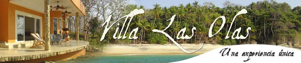 Villa Las Olas, Isla Saboga