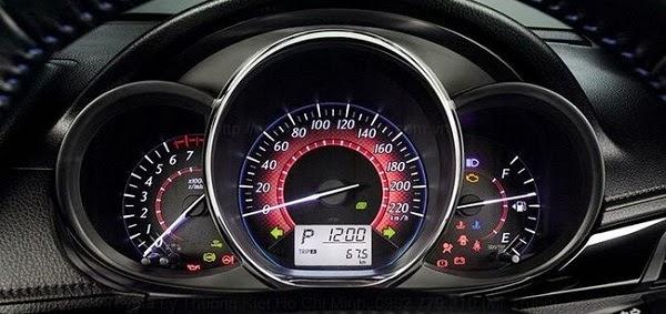 Toyota Vios 2016 giá rẻ nhất hồ chí minh
