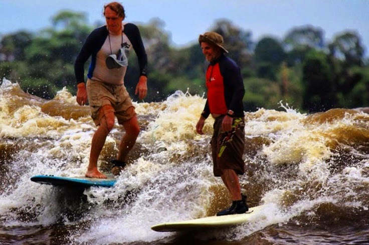 Wisata Bono Sungai Kampar